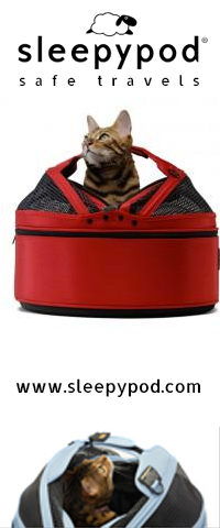 Sleepypod Cat Carrier