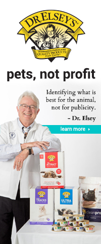Dr. Elsey's - Pets, not profit