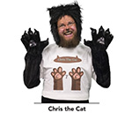 Chris the cat