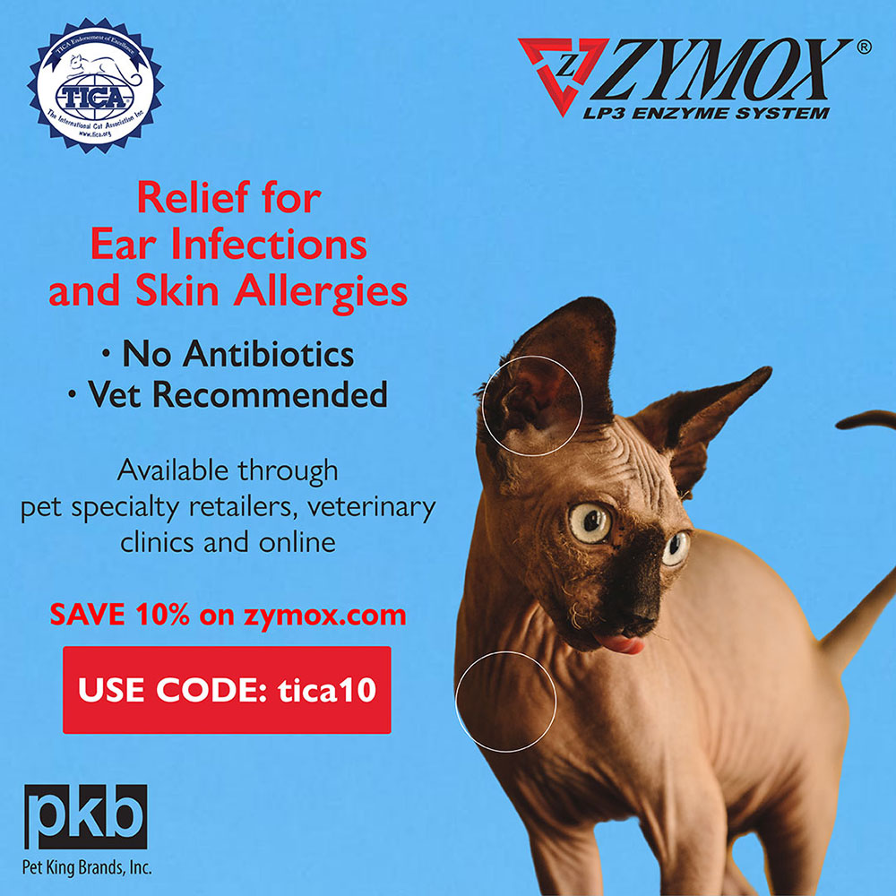 zymox allergy skin relief ad