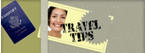 USDA Travel Web Page